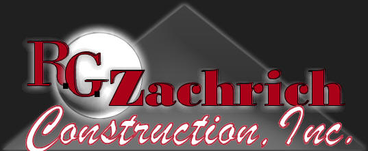 R.G. Zachrich Construction, Inc.